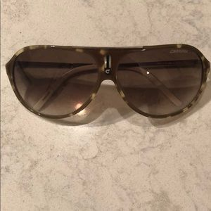Carrera Safilo aviator pilot sunglasses